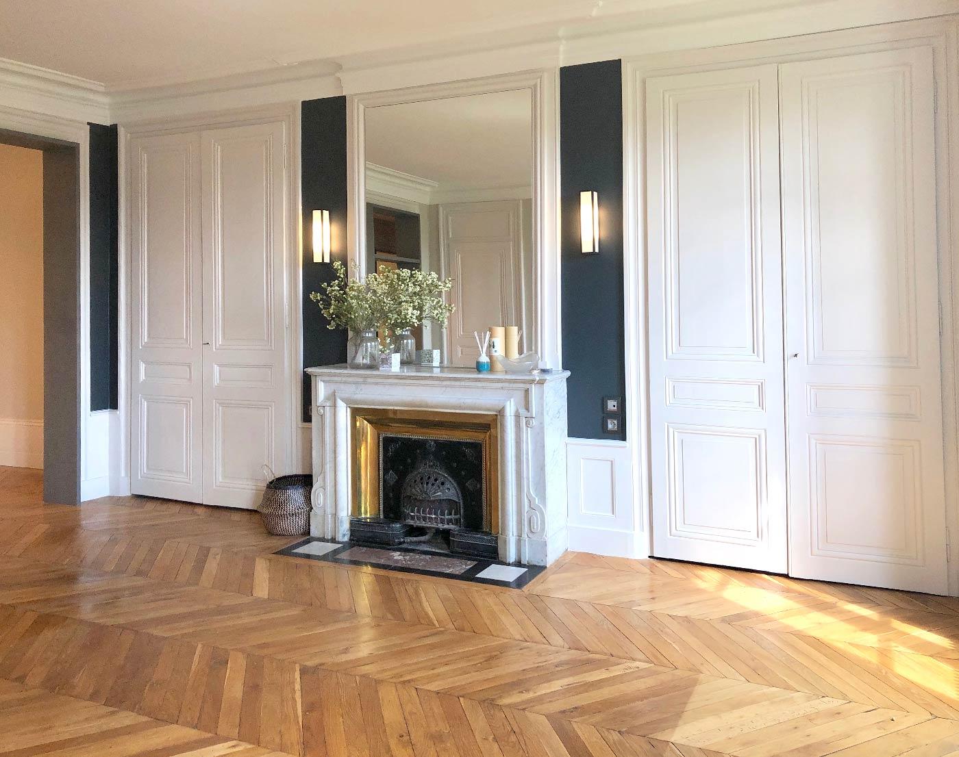 Appartement Haussmannien à Lyon 6e