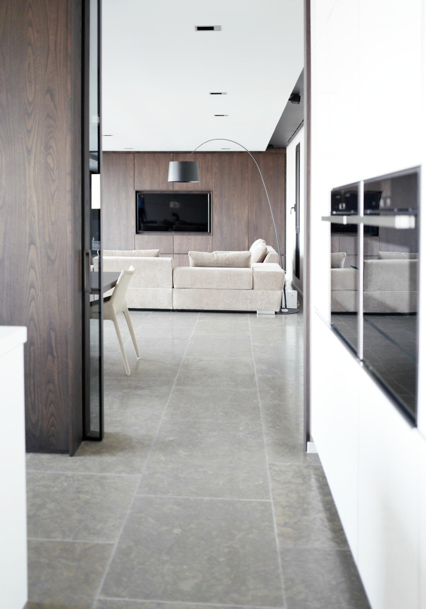 Aménagement maison neuve à Vienne